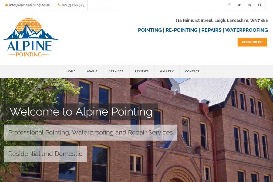 Alpine Pointing