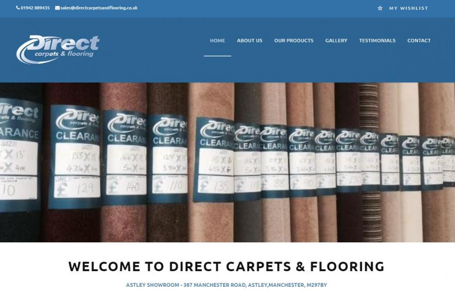 Direct Carpets and Flooring