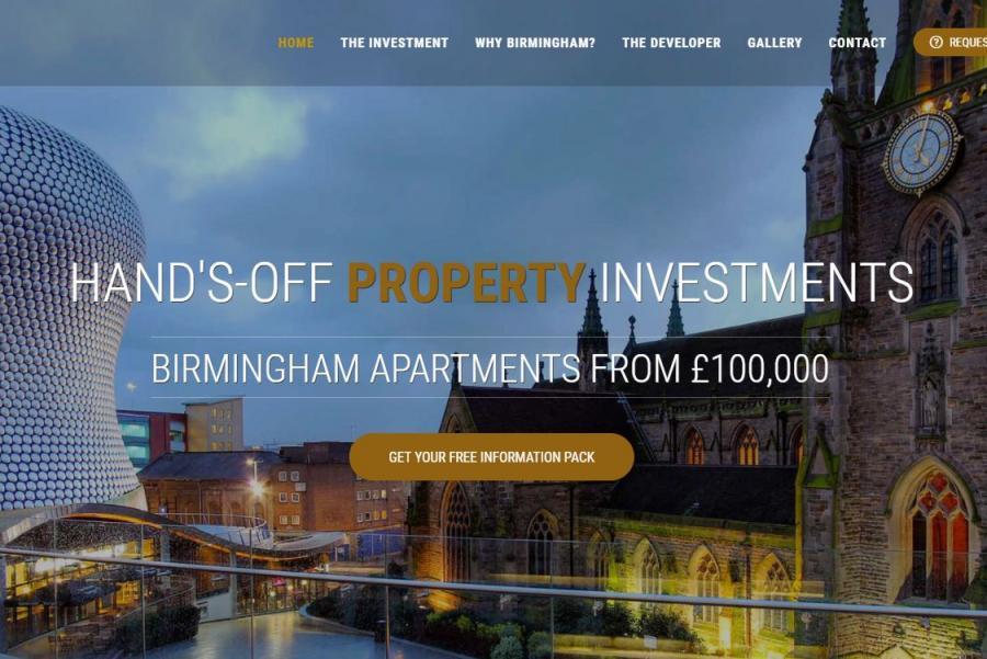 Hands Off Property