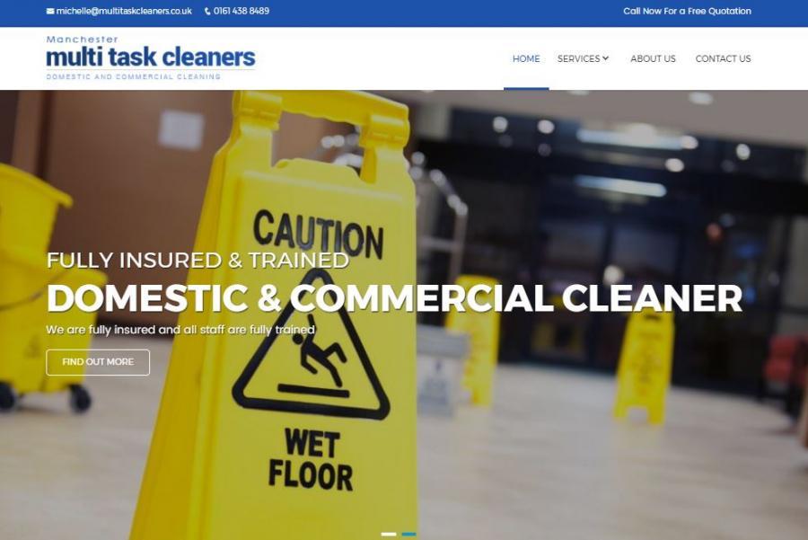 Multi Task Cleaners