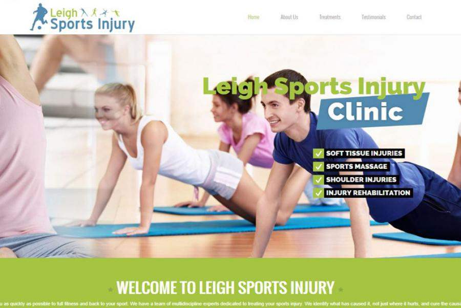 Leigh Sports Injury