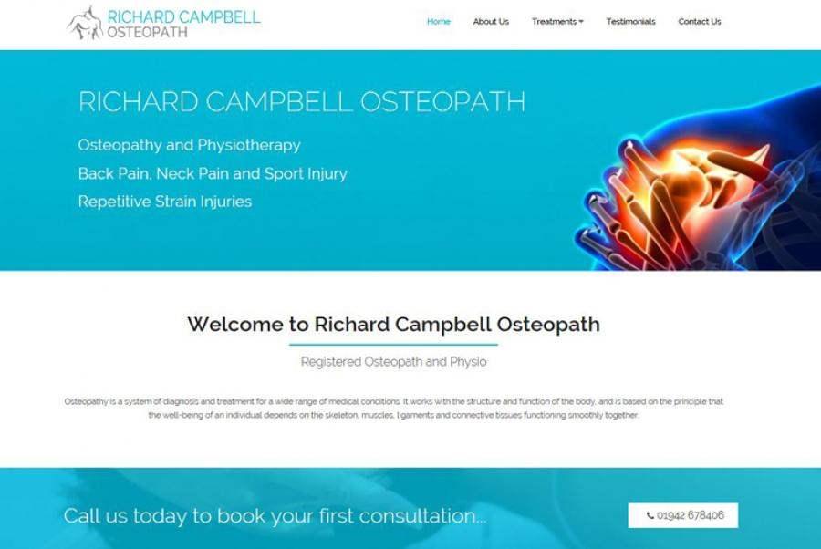 Richard Campbell Osteopath