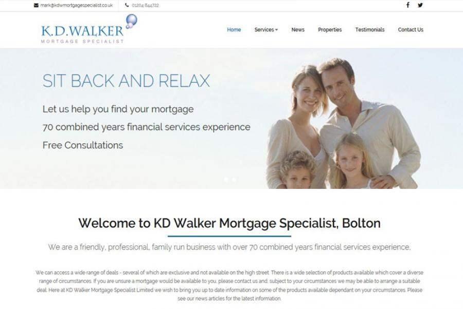 KD Walker Mortgage Specialist