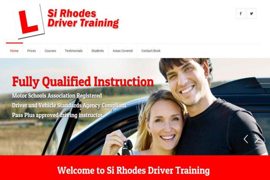 Si Rhodes Driver Training