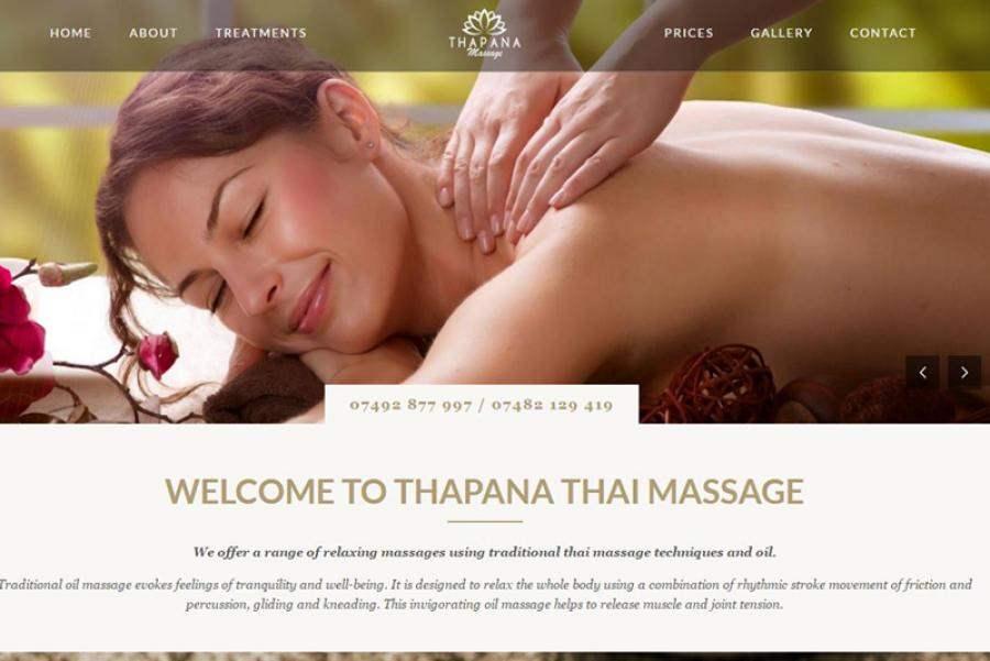 Thapana Thai Massage
