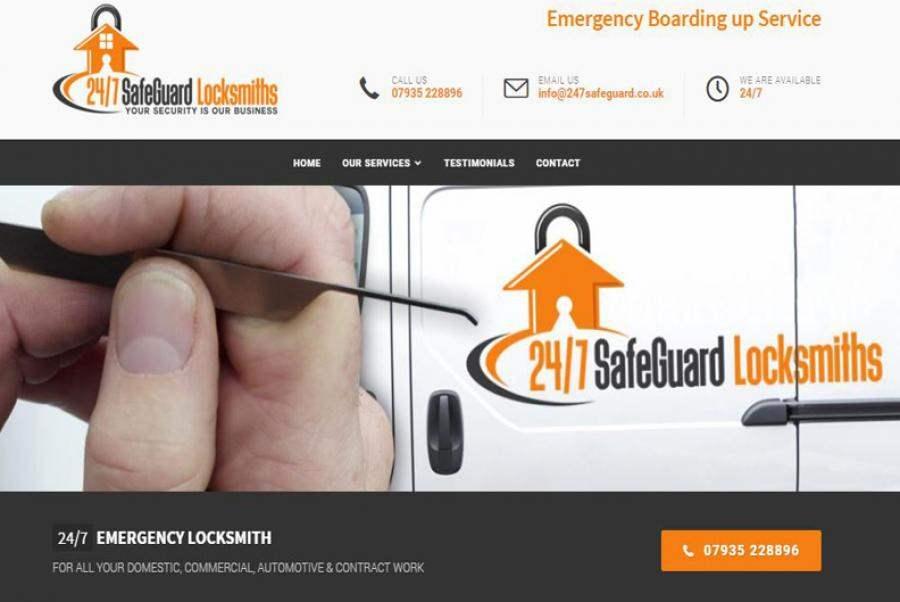 247 Safeguard Locksmiths