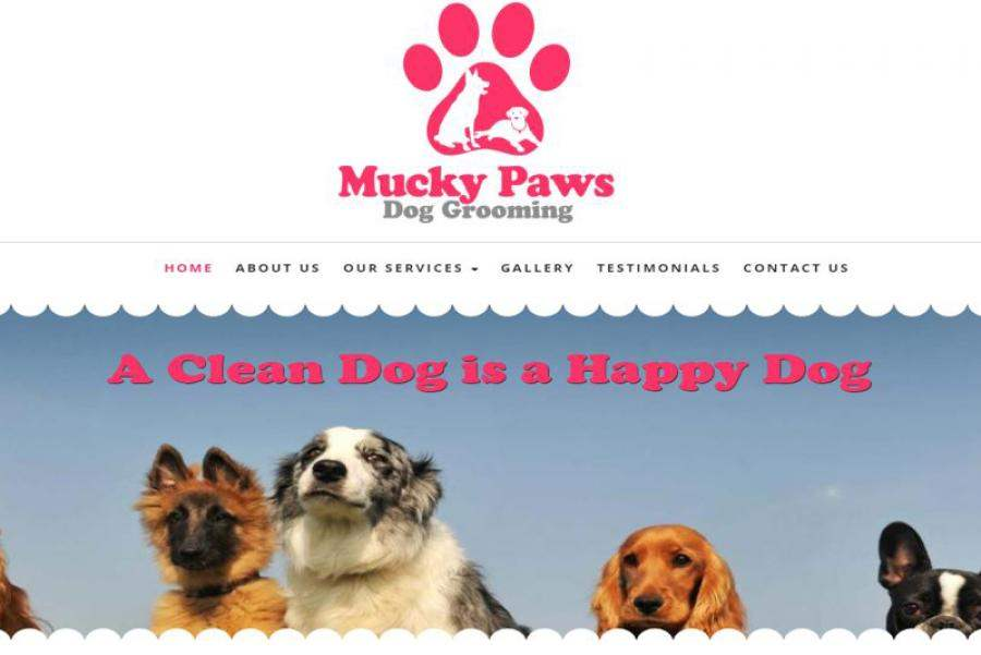 Mucky Paws Dog Grooming